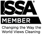 ISSA Member - affiliation with the worldwide cleaning industry association