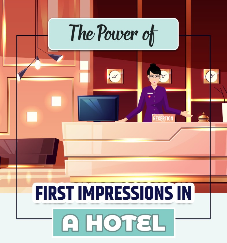 Power of First Impressions For a Hotel