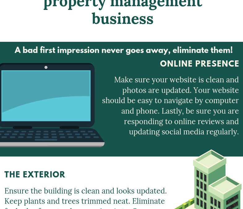 Importance of First Impression For Property Managers