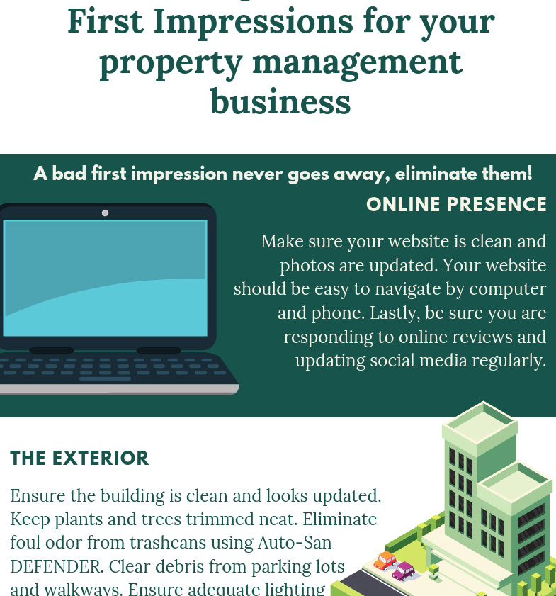 First Impressions for Property Managers